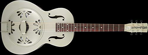 Gretsch G9201 Honey Dipper Metal,Gray,Nickel Plated Brass Body