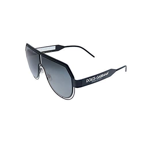 Ray-Ban Herren 0DG2231 Sonnenbrille, Gold (Matte Black), 59.0