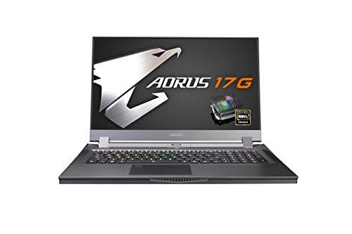 Compare Aorus 17G (AORUS 17G) vs other laptops