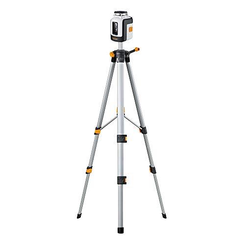 Laserliner SmartLine-Laser 360° Bonus Set Kreuzlinienlaser selbstnivellierend, inkl. Stativ Reichwe