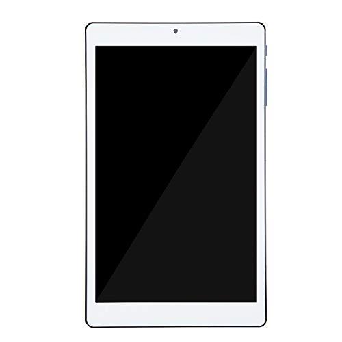 Nrpfell 8-Zoll-Tablet Atom Z8300 Quad-Core 2 GB 32 GB ROM 10 Dualband-WLAN-Tablet Eingebauter 4000-MAh-Akku EU-Stecker