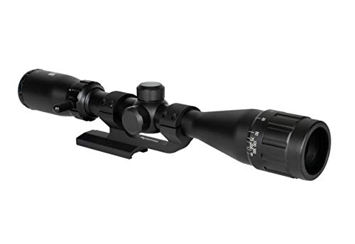 Monstrum 3-9x40 AO Rifle Scope with Parallax Adjustment and Offset