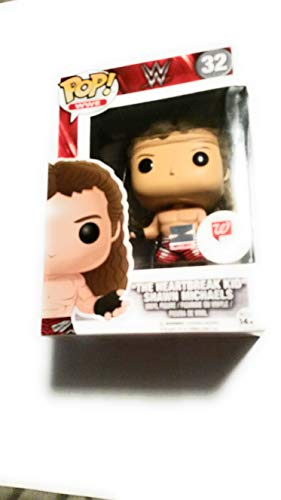 "Funko Pop WWE ""The Heartbreak Kid"" Shawn Michaels Exclusive Vinyl Figure"