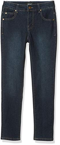 DKNY Boys' Jeans, core Blue Depth, 4