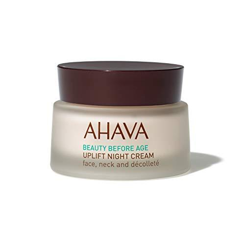 Ahava Beauty Before Age Uplift Night Cream, 1er Pack (1 x 50 ml)