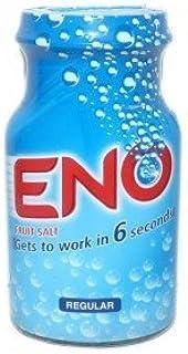 ENO Fruit Salt Sparkling Antacid Original 100g (Regular, 3 Pack) by Eno