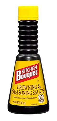 Kitchen Bouquet Browning and Seasoning Sauce - 4 oz