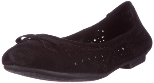 bugatti Damen Kitty Ballerinas, Schwarz (schwarz 100), 37 EU