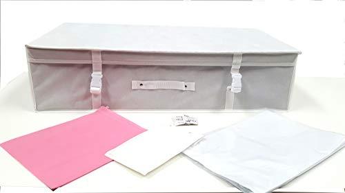HBCOLLECTION Aufbewahrungsbox für Hochzeitskleid