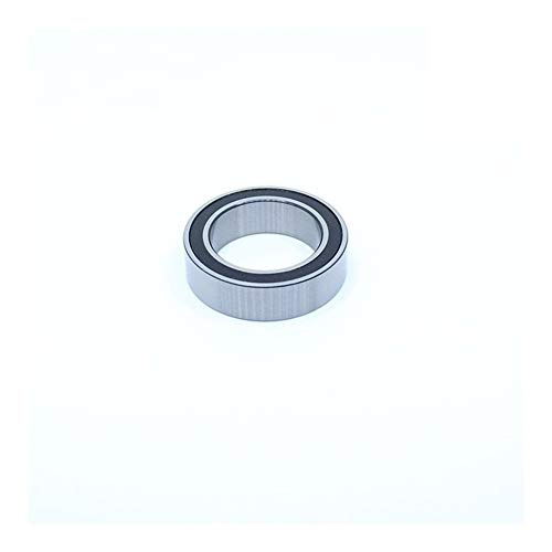 SongZhiQiang RA-SZQ 3805-2RS 3805 RS Bearing (1 Pc) 3805 2RS Double Row Sealed Angular Contact Ball Bearings 253710 mm SZQ-RA