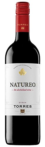 6x 0,75l - 2017er - Miguel Torres - Natureo Free - Tinto - Catalunya D.O. - Spanien - alkoholfreier Rotwein