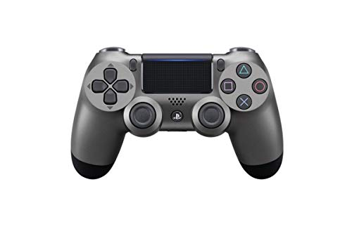 PlayStation 4: DualShock 4 Steel, Nero - Special Edition