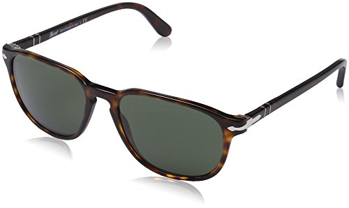 Persol 3019 24/31 Tortoise 3019 Oval Sunglasses Lens