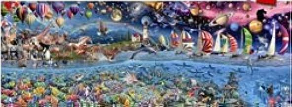 Educa Borras - XXL Puzzles, Puzzle 24.000 piezas, Vida, el mayor puzzle (13434): Amazon.es: Juguetes y juegos