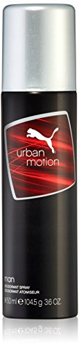 Puma Urban Motion hombre desodorante spray de 150 ml