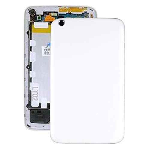 Dongdexiu Accesorios para Celular Tapa de batería for Galaxy Tab 3 8.0 T310 (Color : Blanco)