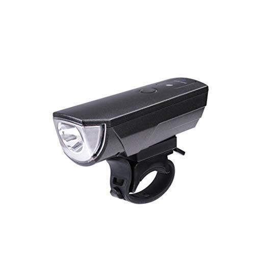 HLD Bicycle Light Sensor Headlight Glare Charging Mountain Bike Flashlight Lighting Riding Equipment Headlight-Taillight Combinations