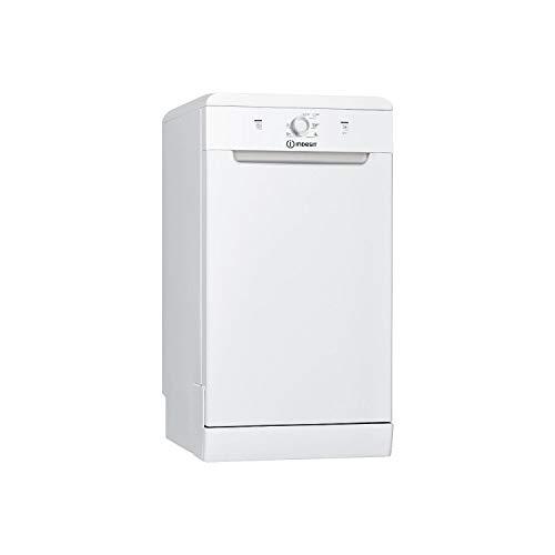 Indesit DSFE1B10UK no empotrado A+ - lavaplatos (clase energética A+), color blanco