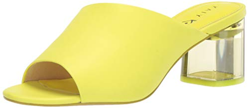 Katy Perry womens The Landen,Neon Yellow,9.5 M