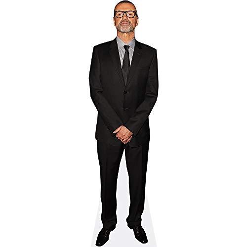 Celebrity Cutouts George Michael (Suit) Pappaufsteller Mini