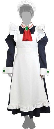 『ハヤテのごとく!!2nd Season マリア メイド服セット コスチューム レディース Mサイズ』の1枚目の画像