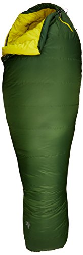 Mountain Hardwear Lamina Z Flame Regular Sleeping Bag, Woodland, LH
