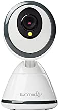 Summer Baby Pixel Extra Video Camera – Extra Baby Monitor Camera Allows Parents to Monitor Multiple Rooms and/or Children, Extra Video Baby Monitor is Perfect for Growing Families