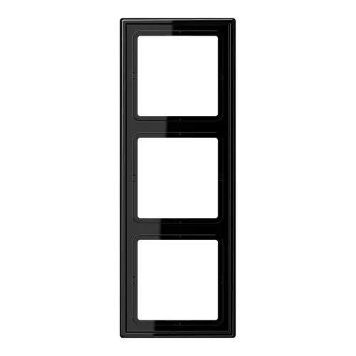 Preisvergleich Produktbild Jung Rahmen LS983SW 3fach schwarz