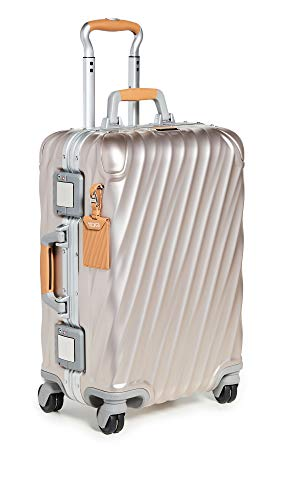 Buy Discount Tumi Women's International Carry On, Blush, Pink, Metallic, One Size