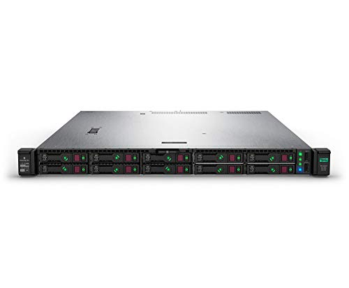 HPE ProLiant DL325 Gen10 Rack Server with one AMD EPYC 7302P Processor, 16 GB Memory, and 8 Small Form Factor (SFF) Drive Bays