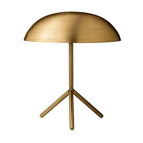 Bloomingville - Tischlampe - Lampe - Metall - Gold - Ø35xH40 cm