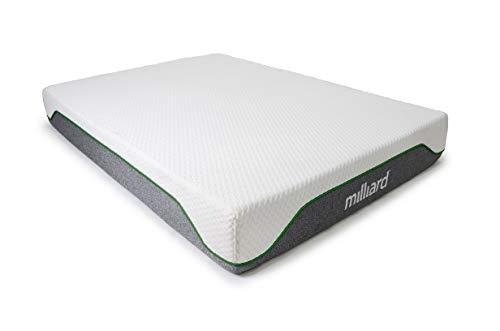 Milliard Memory Foam Mattress 10 inch Firm, Classic (King)