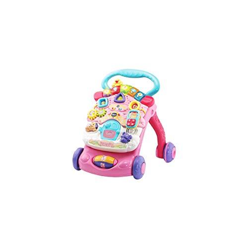 VTech - Correpasillos Andandín 2 en 1, Diseño Mejorado, Andador Bebé InTeractivo Plegable y Regulador de Velocidad, Color...