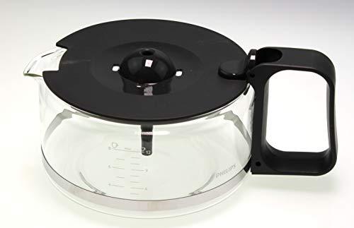 Philips CP9034 Glaskanne für HD5407, HD5408, HD5412, HD5413, HD5414 Café Gourmet
