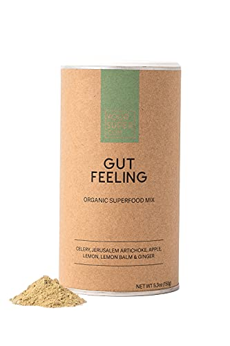 Your Super Gut Feeling Superfood Powder - Instant...