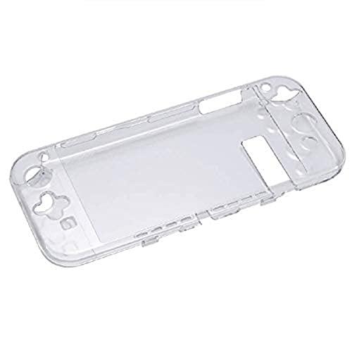Bigben Interactive - Funda Rígida Protectora, Transparente (Nintendo Switch)