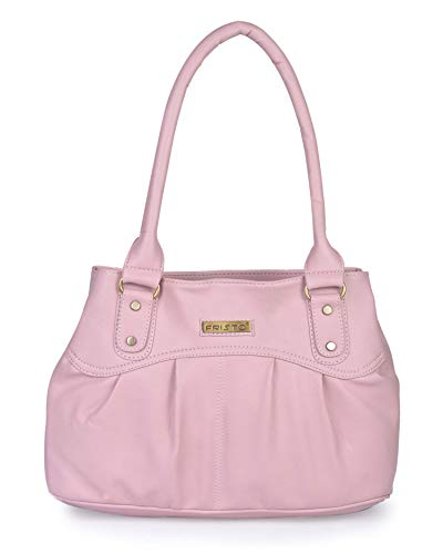 Fristo Women's Handbag (Pink)