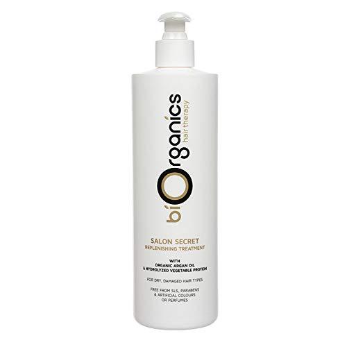 Award Winning, biOrganics - Salon Secret, Argan oil Repair Treatment 500ML