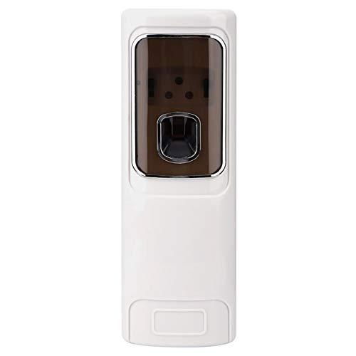 fuwinkr Dispensador de ambientador automático Simple, dispensador de Spray automático Air Wick, Sala de Estar para Oficina, Dormitorio, hogar