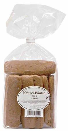 Lambertz -Kräuterprinten,400g, 2.Wahl