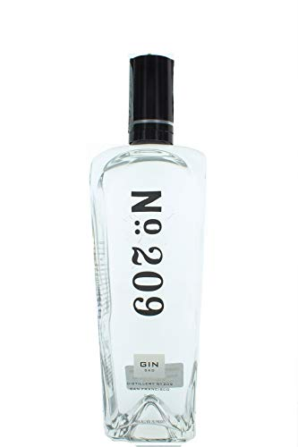 Gin N° 209 Gradi 46 Cl 100