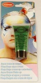 deguisement Lot de 3 Tubes 38 ml Fond de Teint Vert