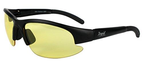 Rapid Eyewear Nimbus Night Gafas CONDUCCIÓN Nocturna para Hombre y Mujer. Gafas de Noche con Lentes antireflejos HD