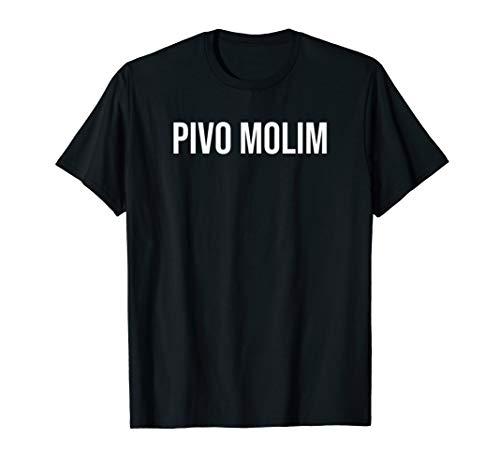 (Ein) Bier bitte auf Kroatisch Kroatien Bier T-Shirt