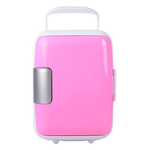 MCYAW 4L Mini Coche Frigorífico Viaje Refrigerador portátil 12V Powered Cool Fresh Cooler and Warmer Home Office Freezer Coche Skincare (Color Name : Use in car2)