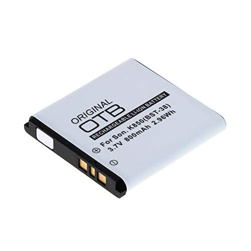 Mobilfunk Krause - Akku für Sony Ericsson S500i 800mAh Li-Ionen (BST-38)