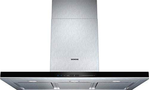 Siemens LC91BA582 iQ700 Wandhaube / 90 cm Wand-Esse / Edelstahl