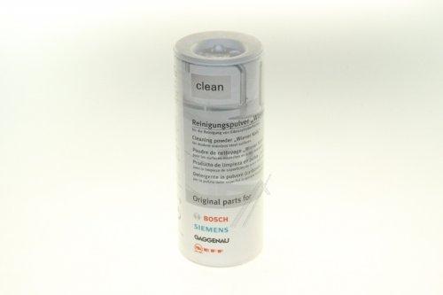Bosch/Siemens Reinigungspulver 'Wiener Kalk' zum polieren von Edelstahl, Silber, Messing ua. -Nr.: 311136
