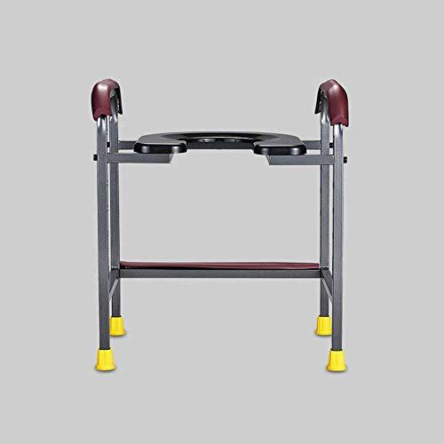 LYHY Badezimmer Handläufe/WC Barrierefreie Unterstützung Haltegriffe/Behinderte Ältere Schwangere Sicherheit rutschfeste Armlehne