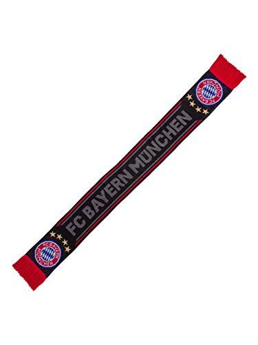 FC Bayern München Schal schwarz Fanschal